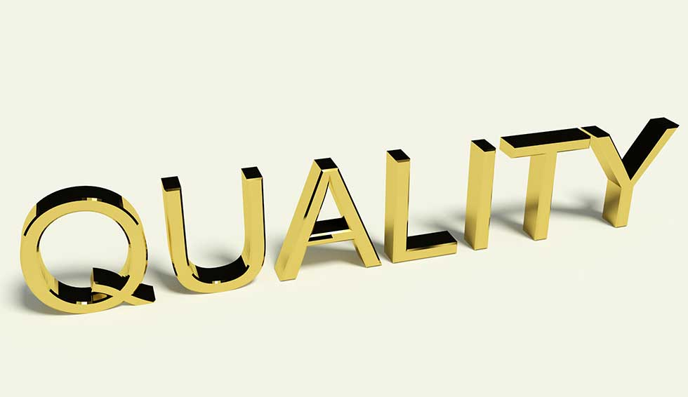 What Does 'Quality' Mean To You?