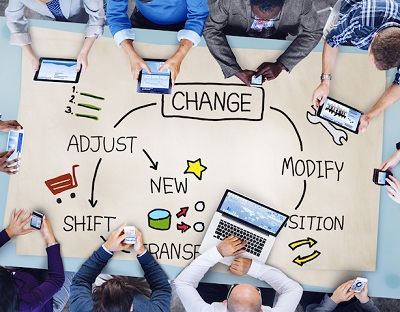 The Guaranteed Way Forward in Managing Change