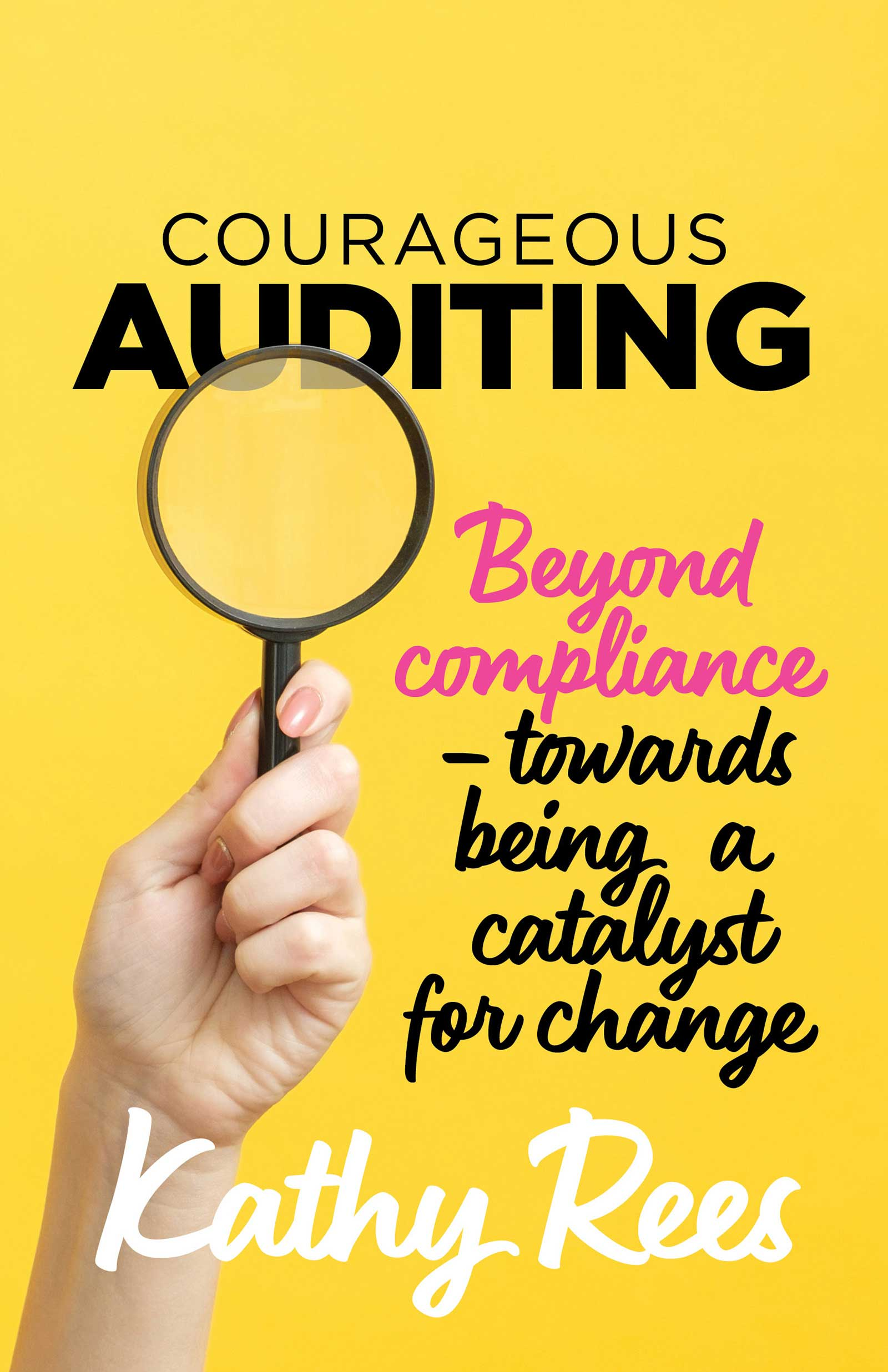 Courageous Auditing Book